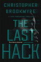 The last hack : a Jack Parlabane thriller