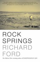 Rock Springs: Stories