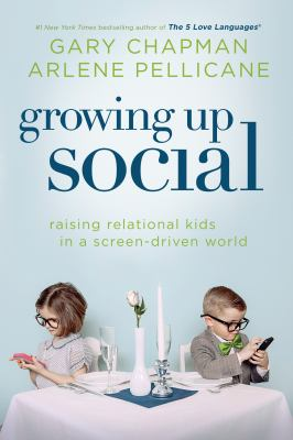 Cover image for Growing up Social