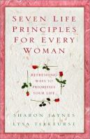 Seven Life Principles for Every Woman
