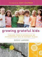 Growing Grateful Kids