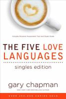 Five Love Languages Singles Edition