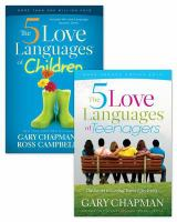 5 Love Languages of Children/the 5 Love Languages of Teenagers Set