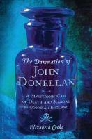 The Damnation of Jon Donellan