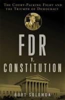 FDR V. the Constitution