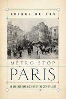 Métro Stop Paris