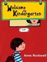 Image: Welcome to Kindergarten