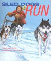 Sled Dogs Run
