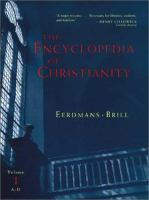 The Encyclopedia of Christianity