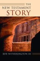 The New Testament Story