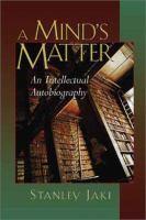 A Mind's Matter