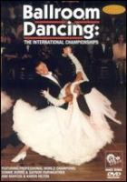 Ballroom dancing the international championships