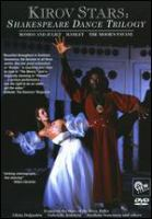 Shakespeare dance trilogy