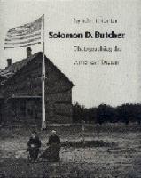 Solomon D. Butcher