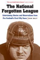 The National Forgotten League