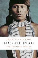 Black Elk Speaks