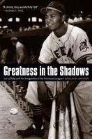 Greatness in the Shadows