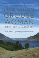 Okanagan Grouse Woman