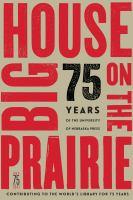 Big House on the Prairie