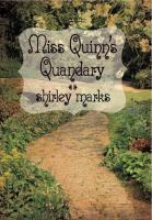 Miss Quinn's Quandary