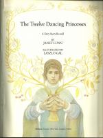 The Twelve Dancing Princesses and Other Tales From Grimm