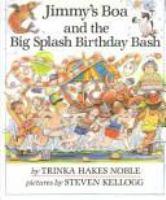 Jimmy's Boa and the Big Splash Birthday Bash