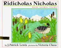 Ridicholas Nicholas