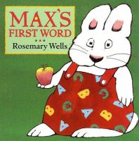 Max's First Word