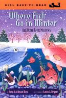 Where Fish Go in Winter