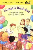 Lionel's Birthday