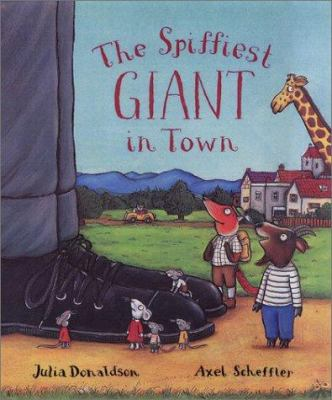 Cover image for The Spiffiest Giant in Town