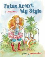 Tutus Aren't My Style