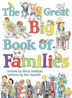 Cover of The Great Big Book of Fami