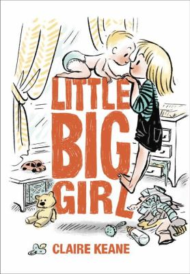 Cover image for Little Big Girl