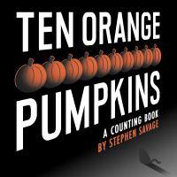 Ten Orange Pumpkins
