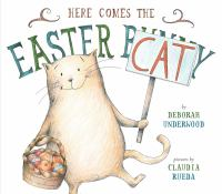 Here Comes the Easter Cat!