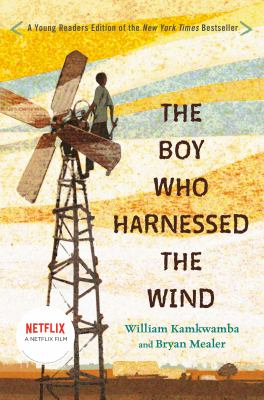 Cover image for The Boy Who Harnessed the Wind