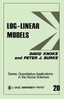 Log-linear Models