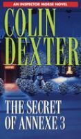 The Secret of Annexe 3