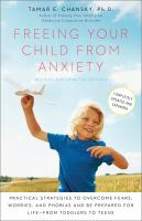 Image: Freeing your Child From Anxiety