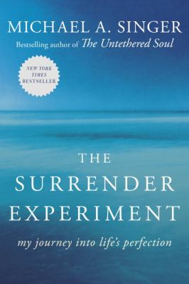 Cover image for The Surrender Experiment