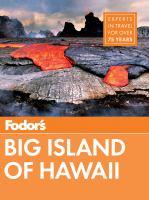 Fodor's Big Island of Hawaii