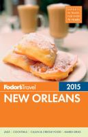 Fodor's 2015 New Orleans