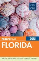 Fodor's 2015 Florida