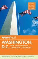 Fodor's Washington, D.C., 2015