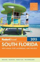 Fodor's 2015 South Florida