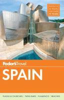 Fodor's 2015 Spain