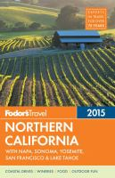 Fodor's 2015, Northern California
