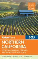 Fodor's 2015 Northern California