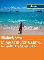 St. Maarten/St. Martin, St. Barth & Anguilla